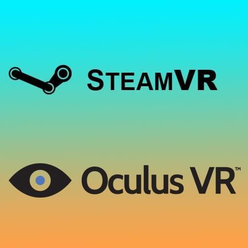 Настройка и подключение Oculus к SteamVR