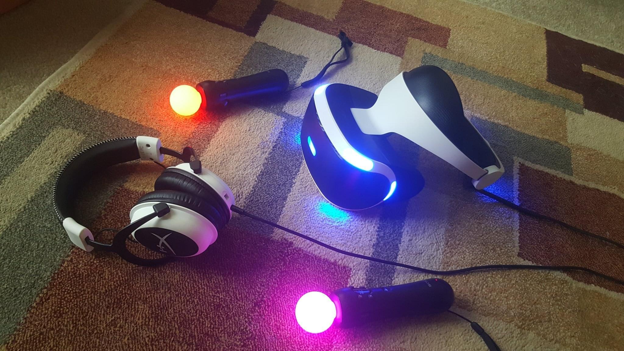 Часто задаваемые вопросы о Playstation VR