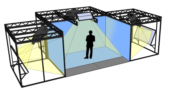 VR Cave: Комната виртуальной реальности