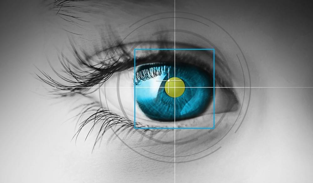 HTC VIVE будет управляться с помощью взгляда