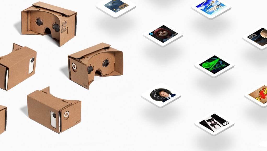 Cardboard пользуются спросом по всему миру