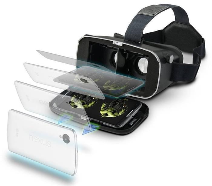Что такое и как работают очки виртуальной реальности для смартфона?