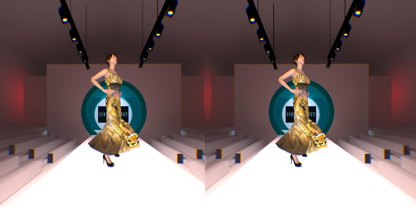 Виртуальная мода 21 века