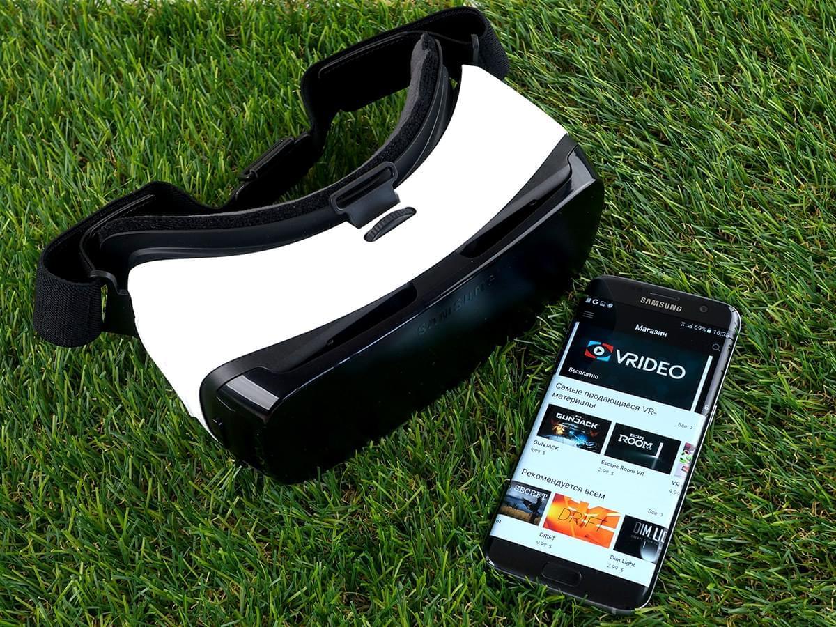 Инструкция: как подключить Samsung Gear VR