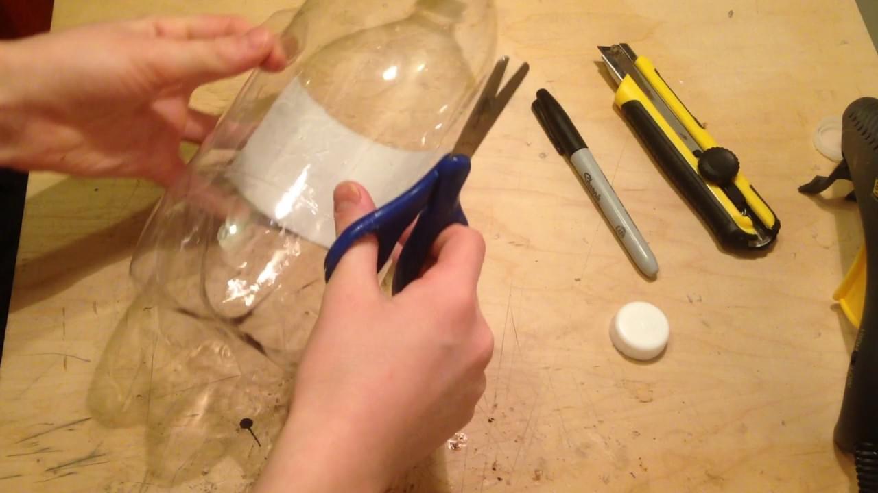 Как сделать линзы для очков виртуальной реальности из бутылки