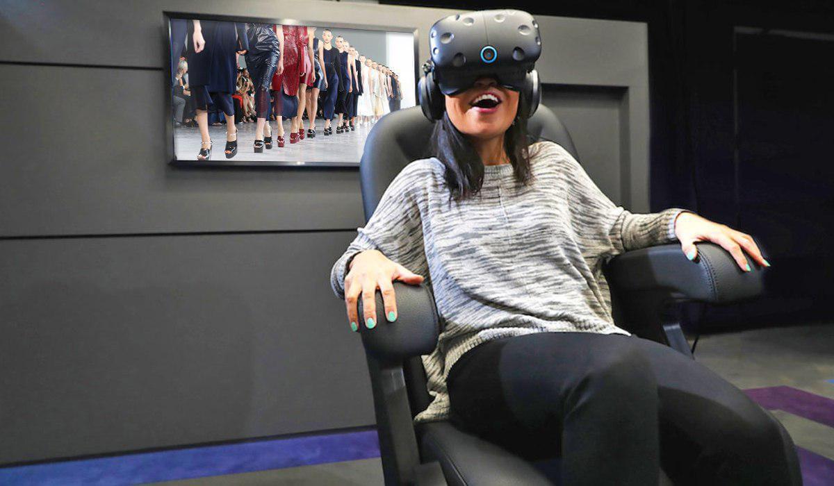 виртуальная реальность и мода