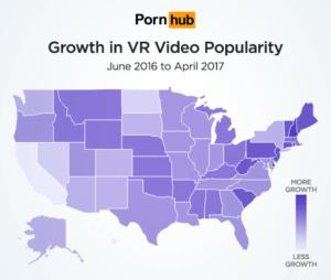 Порно поможет бизнесу VR добиться успеха