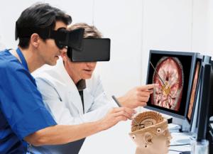VR / AR технологии набирают обороты в сфере здравоохранения