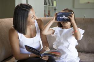 Samsung готовит Kids Mode для Gear VR