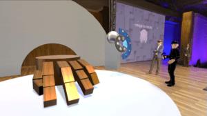 Microsoft показывает новую концепцию AR / VR