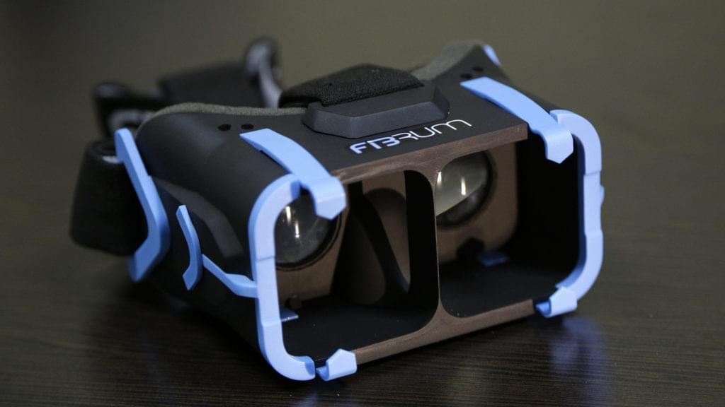 """""""Мы хотим быть лидером на рынке мобильной виртуальной реальности"""". Интервью с основателем компании Fibrum Ильей Флаксом"""