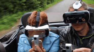 Пара провела почти непрерывно 48 часов в VR