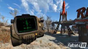 Fallout 4 VR будет по-прежнему поддерживать контроллер Xbox One