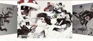 Mario Kart Arcade GP VR - первая VR игра от Nintendo на HTC Vive